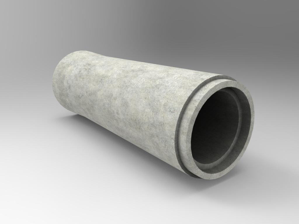 Concrete Pipe 01